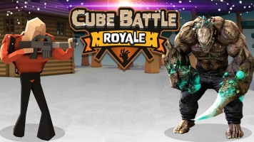 Cube Battle Royale