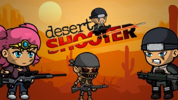 Desert Shooter — Play for free at Titotu.io
