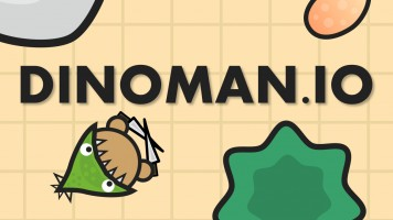 Dinoman io — Play for free at Titotu.io