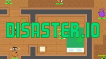 Disaster io — Play for free at Titotu.io