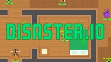 Disaster io | Болезнь ио