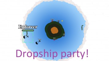 Dropship party