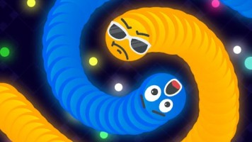 Emoji Snakes io — Play for free at Titotu.io