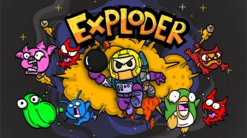 Exploder io — Play for free at Titotu.io