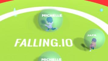 Falling io: Падение io