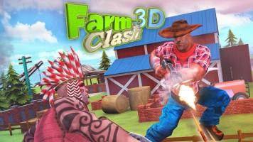 Farm Clash 3D: Farm Clash 3D