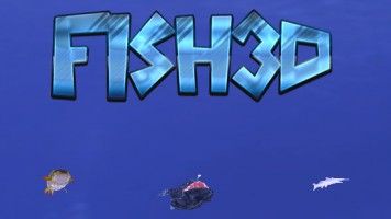 Fish 3D io — Play for free at Titotu.io