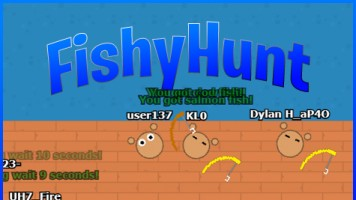 Fishy Hunt io — Play for free at Titotu.io