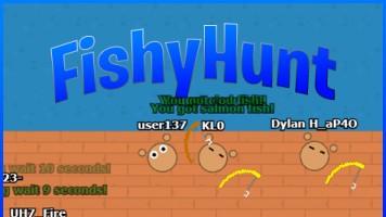 Fishy Hunt io: Рыбная охота io