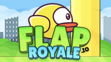 Flap Royale io | Флапи Берт