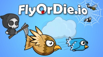 Fly or Die io — Play for free at Titotu.io