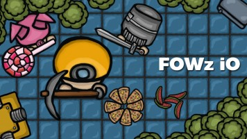 Fowz io — Play for free at Titotu.io