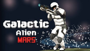 Galactic alien mars — Play for free at Titotu.io
