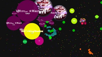 Galx io — Play for free at Titotu.io