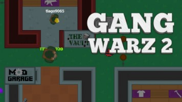 GangWarz io 2 — Play for free at Titotu.io