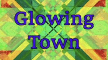 Glowing Town io: Светящийся город