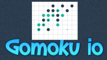 Gomoku io — Play for free at Titotu.io