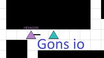 Gons io — Play for free at Titotu.io