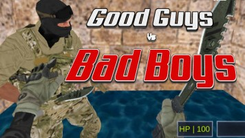 Good Guys Vs Bad Boys — Play for free at Titotu.io