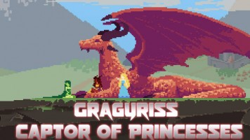 Gragyriss Captor of Princesses