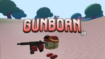 Gunborn io — Play for free at Titotu.io