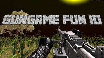 GunGame Fun io — Play for free at Titotu.io