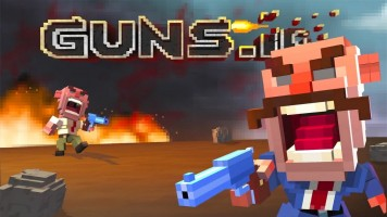 Guns io — Play for free at Titotu.io
