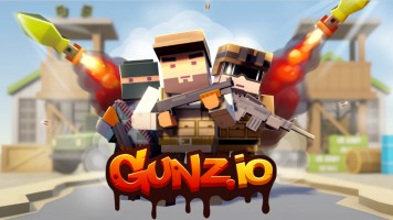 Gunz io — Play for free at Titotu.io