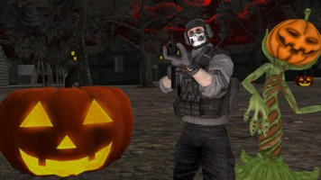 Halloween Survival Shooter — Play for free at Titotu.io