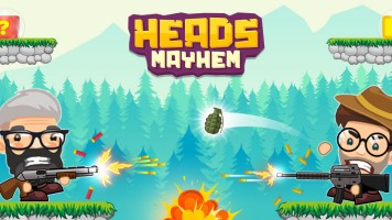 Heads Mayhem: Heads Mayhem