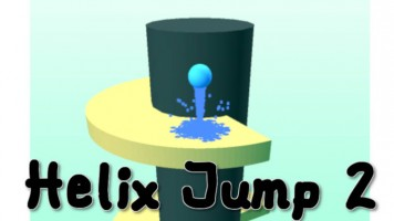Helix Jump 2 — Play for free at Titotu.io