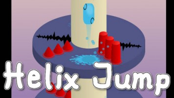 Helix Jump — Play for free at Titotu.io
