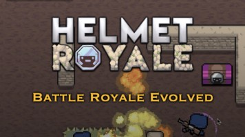 Helmet Royale io — Play for free at Titotu.io