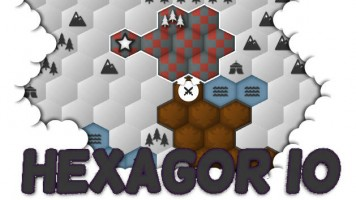 Hexagor io — Play for free at Titotu.io