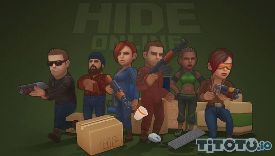 Hide io   Esconde-Esconde io