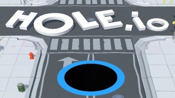 Hole io — Play for free at Titotu.io