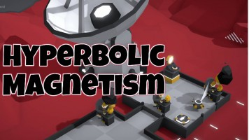 Hyperbolic Magnetism — Play for free at Titotu.io