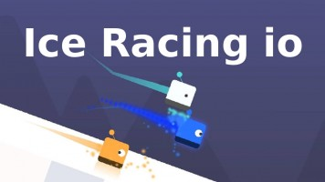 Ice Racing io — Play for free at Titotu.io