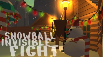 Invisible Snowball Fight Online — Play for free at Titotu.io