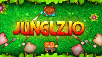 Junglz io — Play for free at Titotu.io