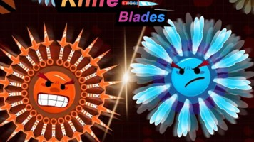 KnifeBlades io — Play for free at Titotu.io