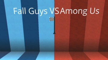 KoGaMa Fall Guys vs Among Us — Play for free at Titotu.io