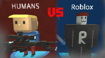 KoGaMa Humans Vs Roblox: KoGaMa Люди против Роблокса