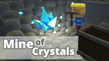 KoGaMa Mine Of Crystals — Play for free at Titotu.io