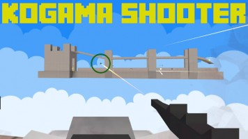 Kogama Mini Shooting Game: Мини-стрелялка Kogama