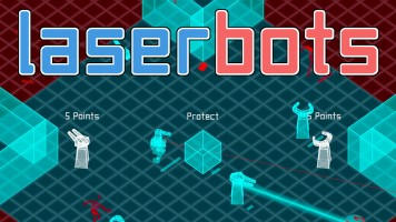 Laserbots io — Play for free at Titotu.io