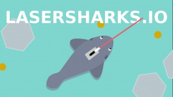 Lasersharks io — Play for free at Titotu.io