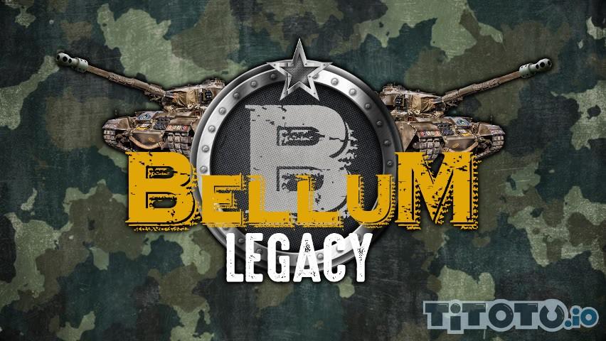 Bellum io: Legacy