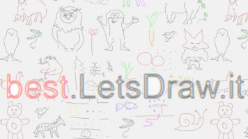 Letsdraw It Best | Нарисуй и Оценивай