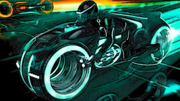 Light Bikes io